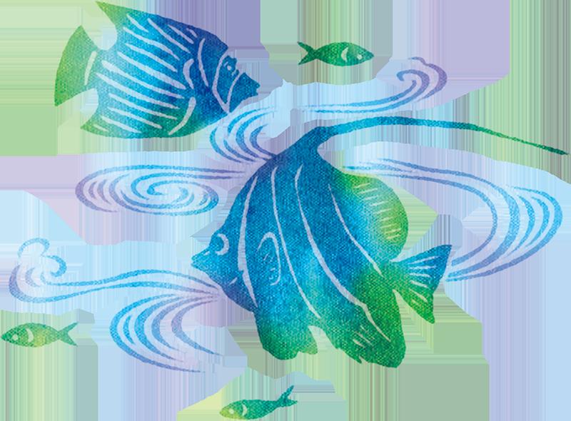 挿絵(金魚)