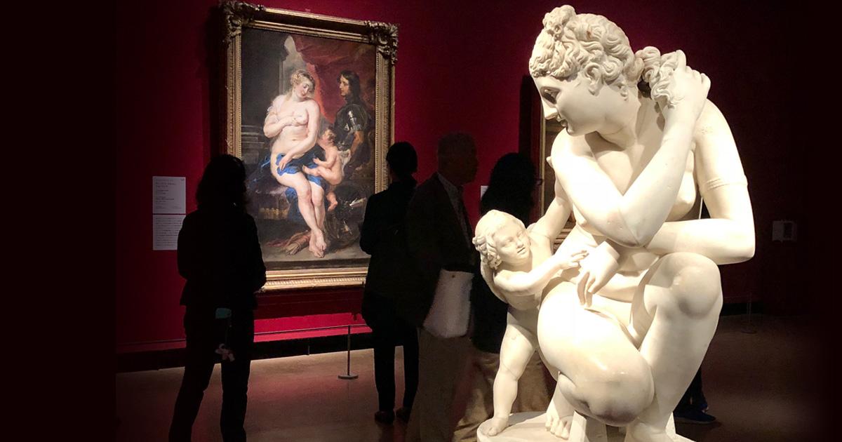 ルーベンス展が100倍楽しめる!山田五郎の西洋絵画解説で「へんな絵」探し