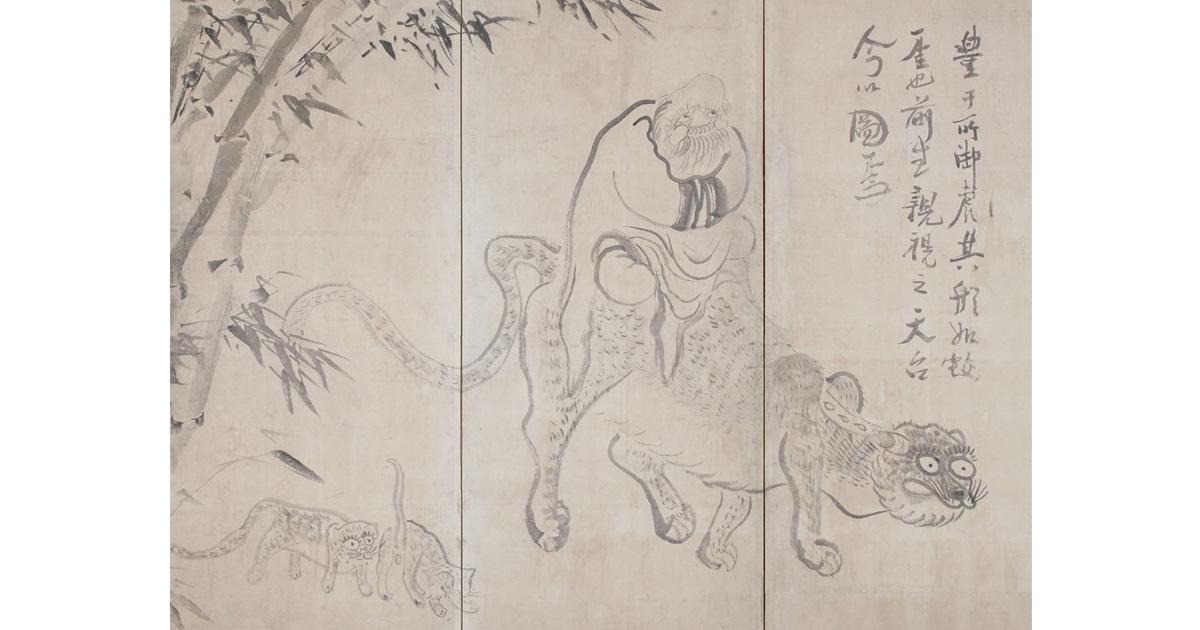 若冲、蘆雪、国芳から徳川家光のヘタウマまで。へそまがりな感性の日本美術史