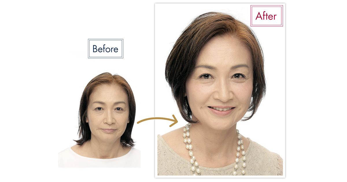 髪型を変えれば若返る! 白髪、パサパサ、クセ……大人の髪の悩みに答えます